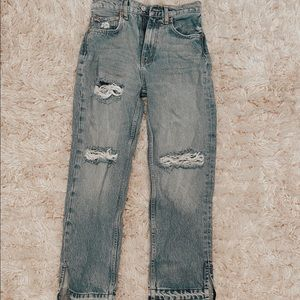 BRAND NEW FREE PEOPLE JEANS